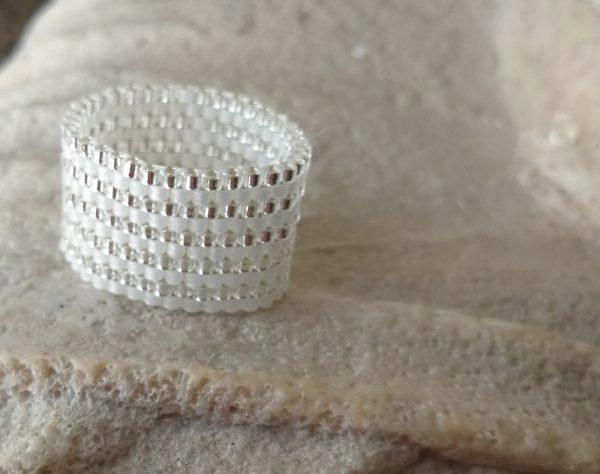 Boho Ash Ring